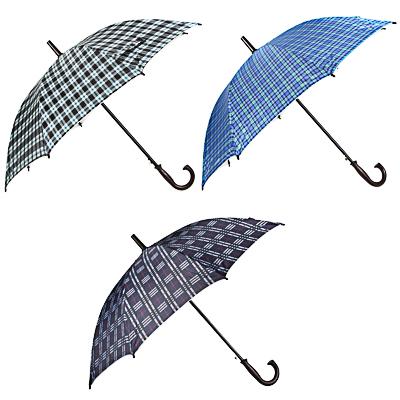 302-277 Зонт-трость женский, 6 цветов
