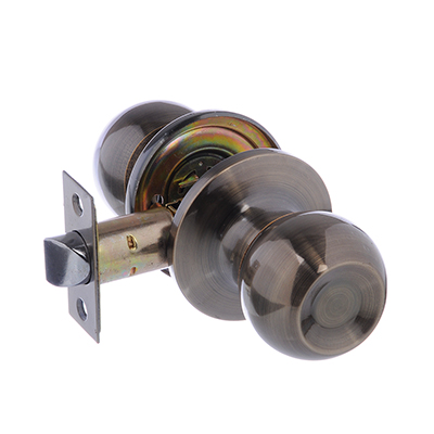 618-130 LARS Замок 6072-05 бронза без ключа, без фиксатора