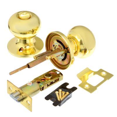 618-142 LARS Замок 6082-01 золото c ключом