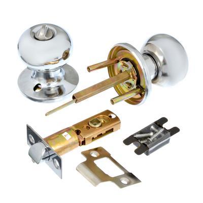618-143 LARS Замок 6082-01 хром с ключом