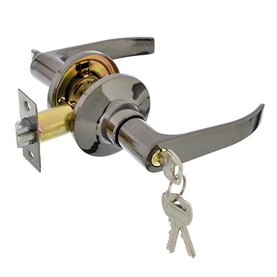 617-318 LARS Замок 3182-01 графит с ключом