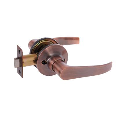 617-327 LARS Замок 3182-05 медь без ключа, без фиксатора