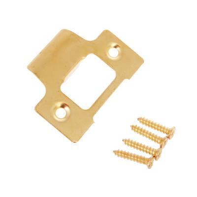 617-329 LARS Замок 3182-05 матовое золото без ключа, без фиксатора