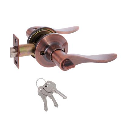 617-333 LARS Замок 3187-01 медь с ключом