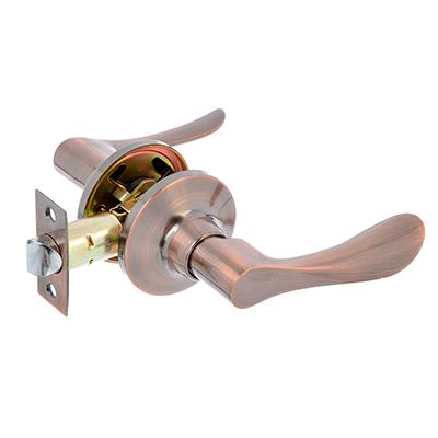 617-345 LARS Замок 3201-05 медь без ключа, без фиксатора