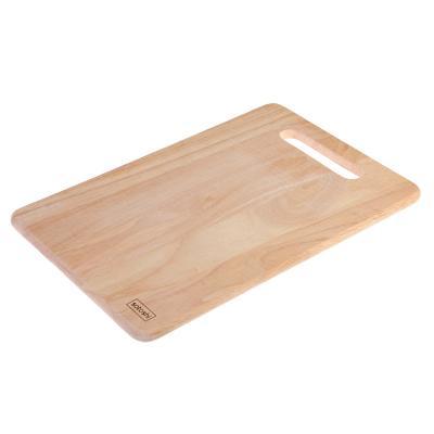 851-161 Доска разделочная деревянная SATOSHI, гевея, 30х20х1 см