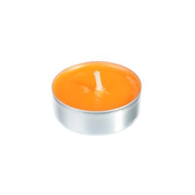 508-543 LADECOR Набор свечей чайных 6шт, парафин, аромат апельсин-бергамот, арт.36891