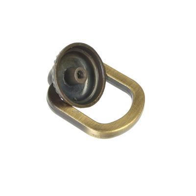 621-103 Ручка мебельная V-1006, бронза