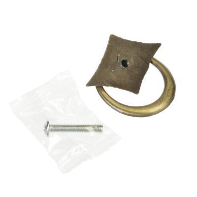 621-105 Ручка мебельная V-020, бронза