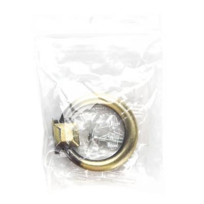 621-109 Ручка мебельная V-087, бронза