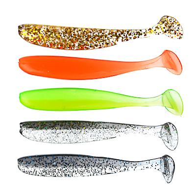 145-085 Приманка мягкая AZOR FISHING Виброхвост 2.8, силикон Премиум, 70 мм, 8 шт., микс цветов