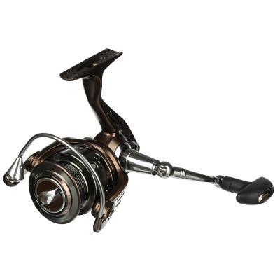 142-048 AZOR  FISHING Катушка безынерционная MG 200, 6+1 п.п, передний фрикцион, металл.шпуля