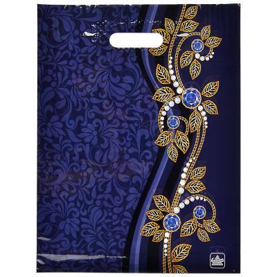 507-871 Пакет ламинированный с вырубной ручкой, 40х31см, 60мкм, 5 дизайнов