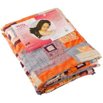 427-014 Одеяло Веста стеганое, облегченное, полиэстер, 140х205см, арт ГМ