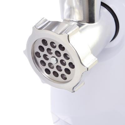 269-009 LEBEN Мясорубка электрическая 1200Вт, три реж. диска, реверс., пластик