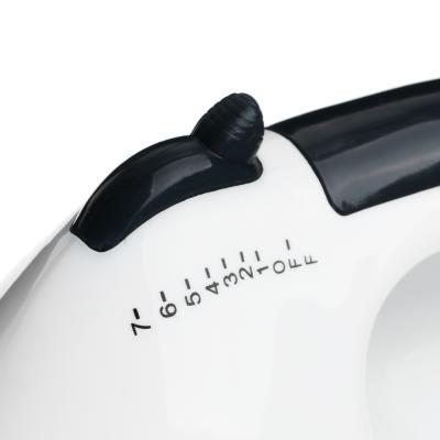 269-011 LEBEN Миксер ручной, 100Вт, 7-скоростей, 4 насадки из нерж.стали, корпус пластик