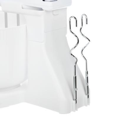 269-013 Миксер кухонный LEBEN 100 Вт, 7 скоростей, 4 насадки, чаша пластик 1,7 л