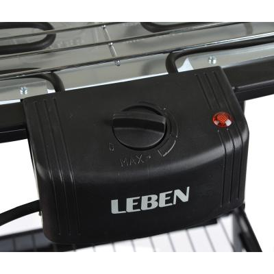 288-008 LEBEN Электрогриль-барбекю на ножках, YD301G-1, 2 000 Вт.