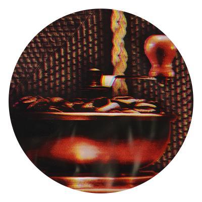 """479-217 Скатерть на стол, пвх, 140х160см, """"Фантазия"""""""