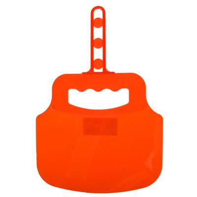 Веер для розжига огня 31*20см, пластик