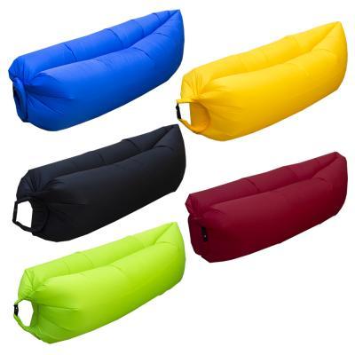 199-014 SILAPRO Диван-мешок надувной, полиэстер 210, 2 камеры,240х70см
