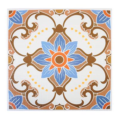 463-874 Наклейка декоративная в ванную комнату, 30х30см