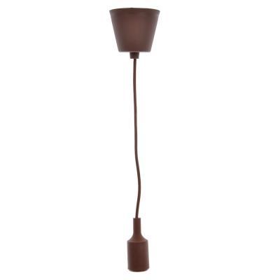 FORZA Светильник пластиковый подвесной, E27, 1 м, 5 цветов-1