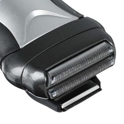251-059 Бритва аккумуляторная LEBEN RSCX6280 водонепроницаемая, сеточная система бритья на базе