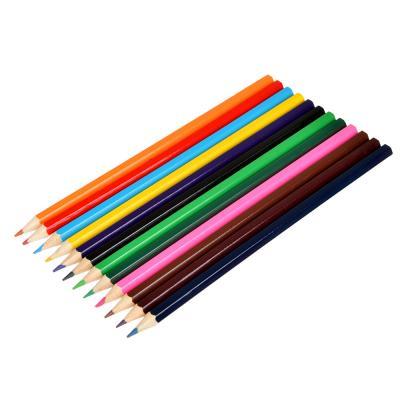 """228-019 Карандаши для рисования, 12 цветов,заточенные, """"Трансформеры, Хот Вилс, Барби, Пони"""""""