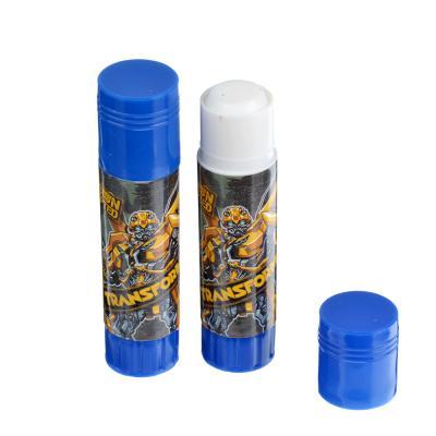 """586-008 Набор клея-карандаша, 9 гр, 2 шт. в ПП пакете с подвесом, """"Пони, Трансформеры"""", MPFB(TRFB)-US1-9G-H2"""