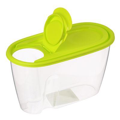 861-145 Емкость для сыпучих продуктов 0,9 л, пластик
