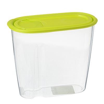 861-146 Емкость для сыпучих продуктов 1,5л, пластик, М1221