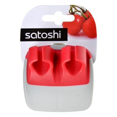 884-378 SATOSHI Премьер Овощечистка на пальцы, нерж.сталь, пластик