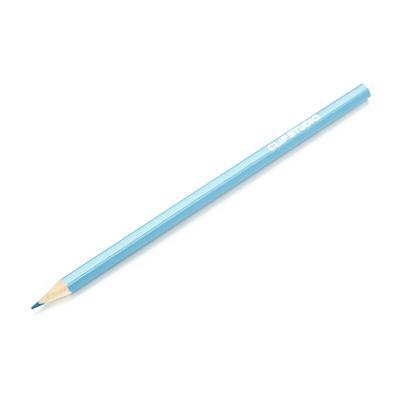 228-025 Набор карандашей для рисования, 12 цветов, заточенные, КРЫЛАТЫЕ ЦВЕТЫ ФЛЮО