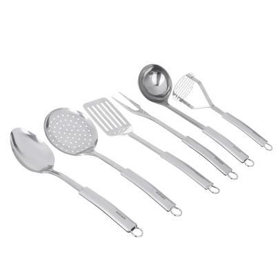 882-256 SATOSHI Альфа Набор кухонных принадлежностей 7 пр. нерж. сталь