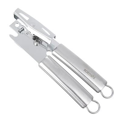 882-259 Нож консервный, нержавеющая сталь, Альфа SATOSHI