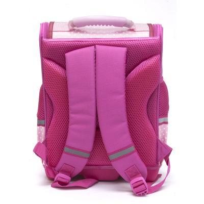 254-123 Школьный ранец для первоклассника, 35x26x20см, жесткий каркас, формованное дно,  ФЭНТЕЗИ