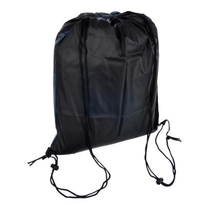 233-013 Мешок для сменной обуви, на завязках с фиксаторами 34,8x41,5 см, полиэстер, АВИАТОР