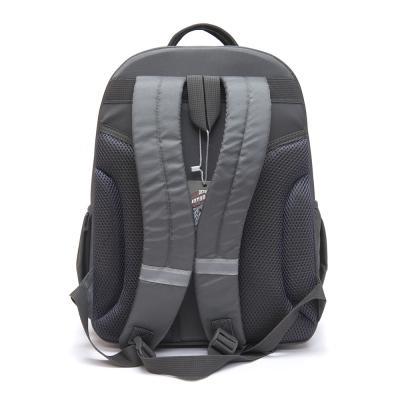 254-131 Школьный рюкзак для мальчика, 38x30x20см, жесткий каркас,  СПЕЙС МОТОЦИКЛ