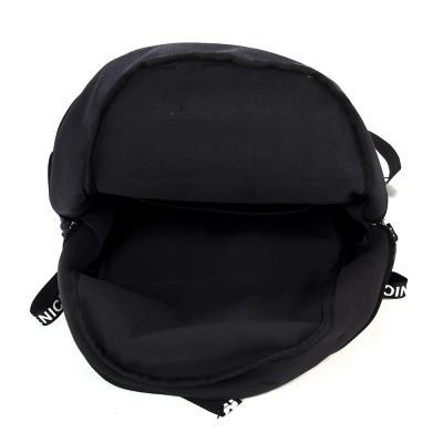 254-142 Рюкзак подростковый 45x32x15см, серый