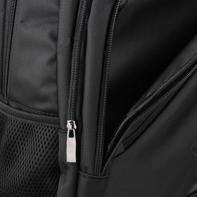 254-147 Рюкзак 42x30x20 см с 2 отделениями, усиленная ручка, черный