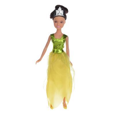 267-730 Кукла в бальном платье 29см, пластик, полиэстер, 7 дизайнов