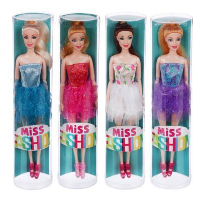 267-733 ИГРОЛЕНД Кукла шарнирная, 29см, пластик, полиэстер, 8х32,5х5см, 2-6 дизайнов