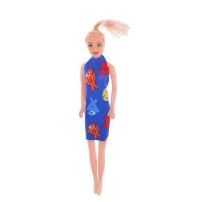 267-748 Кукла, пластик, 29см, 4 дизайна, YT12025