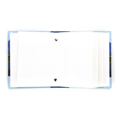 401-001 Фотоальбом, на 100 фотографий, 10х15, пластик, бумага