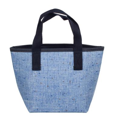 467-185 VETTA Термо-сумка, полиэтилен, фольга, 30х20х12см, 2 дизайна