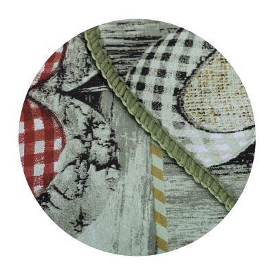 479-224 VETTA Скатерть виниловая с каймой, 120x152см, сердца