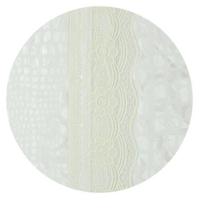 479-242 VETTA Скатерть виниловая с ажурной каймой, 110x140см, Стиль