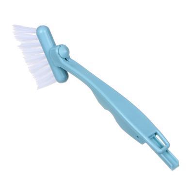 445-381 Щетка для чистки оконных проемов, поворот 360 гр. 21х7см, пластик