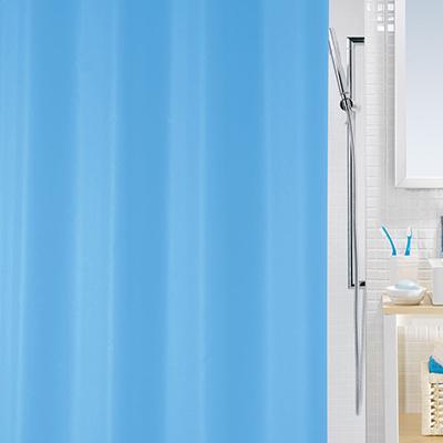 019-019 Шторка для ванной, полиэтилен, 180х180см, 3 цвета